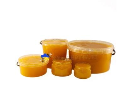 Мед с подсолнуха