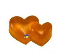 """Медовое мыло с календулой """"Сердцем к сердцу"""""""